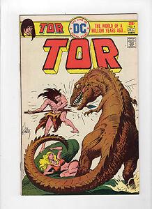 Tor #4 (Nov-Dec 1975, DC) - Fine/Very Fine