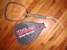 Wilson Sharp Shooter Raquetball Raquet