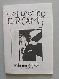 PRINCE DREAM NATION COLLECTED DREAMS VOL TWO RARE UK FANZINE MAGAZINE