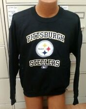 NFL PITTSBURGH STEELERS REEBOK PULLOVER SWEATER SIZE LARGE BRAND NEW