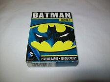 Batman Heroes Playing Cards deck 52 cards DC Comics Robin Nightwing