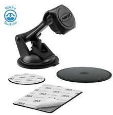 MAG179: Arkon Magnetic Sticky Suction Car Phone Mount for SmartPhone iPhone 6 7