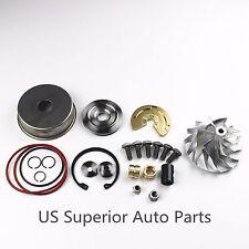 2008-2010 Ford Powerstroke 6.4L Turbo Low Pressure Billet Wheel + Rebuild Kit