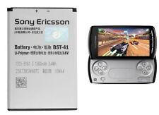 100% véritable Sony Ericsson batterie BST-41 POUR XPERIA Aspen, x1, x2, X10, X10i, jouer