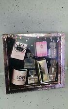 VICTORIA'S SECRET MINI PERFUME SET GIFT BOX EMPTY