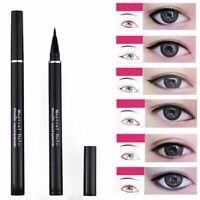 cosmétique l'eye - liner crayon eyeliner imperméables à l'eau liquide noir