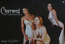 CHARMED - A3 Poster (ca. 42 x 28 cm) - Alyssa Milano Clippings Fan Sammlung
