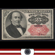 FIFTH ISSUE 25c FRACTIONAL CURRENCY CU  Fr 1309  569574