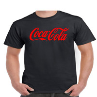 Coca Cola Print T Shirt Men's and Youth Sizes