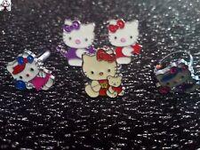 Lote 5 anillos Hello Kitty