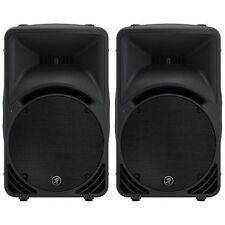 Active Pro Audio PA Speaker Systems with 2-Way Configuration