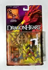 Dragon Heart action figure / Dina Meyer as Kara with combat cart / MOC