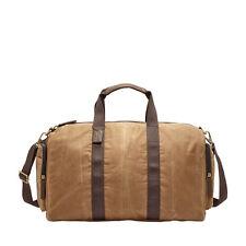 Fossil Field Duffle Bag Khaki SBG1058250