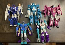 Transformers Titans Return Lot of 5 Decepticons Complete