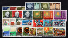 1970 Portugal Complete Year MH Stamps