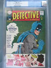 Detective Comics #367 CGC 9.6 1967 Silver Age Batman - 2nd Highest Graded