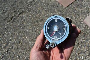 1960 Pontiac Catalina, Bonniville, Star Chief Dash Clock NICE Original.