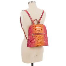 Brahmin Felicity Passion Fruit Melbourne Leather Backpack Q7115100439