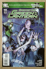 GREEN LANTERN #59 BRIGHTEST DAY 1ST PRINT-GENE HA 1:10 VARIANT DC COMICS (2010)