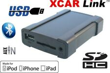 Xcarlink USB SD AUX MP3 para FIAT DIECISÉIS 16 e SUZUKI SX4 SWIFT preparado a BT