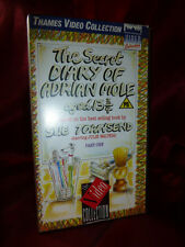Secret Diary Of Adrian Mole VHS Part 1 Julie Walters, Beryl Reid, Gian Sammarco