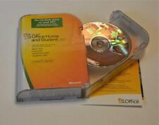 MS Office 2007 Home & Student Full Retail Version 3 PC Licenses SKU 79G-00007