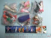 Bandai Lupin the Third 3rd figure gashapon Fujiko Mine part 7