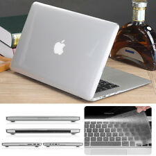 "MacBook Pro Retina 13.3"" A1502 A1425 Rubberized Clear Case Cover + Keyboard Skin"
