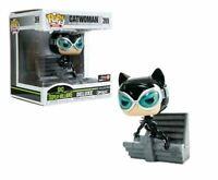 Catwoman DC Comics Super-Villains Deluxe Jim Lee Exclusive Funko POP! #269 New