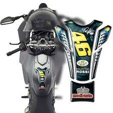 Protection Protège Réservoir Moto Bike tank pad panel 46 résine El Doctor Rossi
