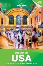 Lonely Planet Discover USA (Travel Guide), Lonely Planet, Benson, Sara, Karlin,