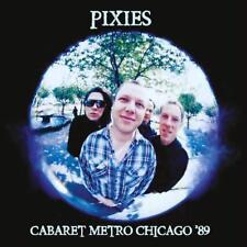 PIXIES – CABARET METRO CHICAGO '89 (NEW/SEALED) CD LIVE