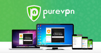 Pure VPN -  VPN Service - 1 Year / No Data Limit / Shared account  - PureVPN