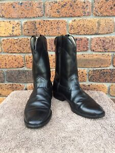 Laredo Western Womans Boots Made In USA 5.5/U.S.