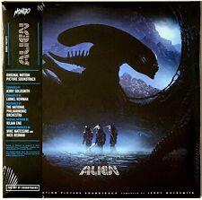 Alien - Original Motion Picture Soundtrack [Black Vinyl] Mondo LP Record Album