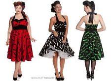 Hell Bunny Halterneck 50's, Rockabilly Party Women's Dresses