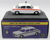 Atlas Editions 1/43 Scale  4 650 107 - Austin 1800 Mk2 - Cheshire Police Car