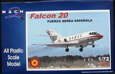 Mach 2 Models 1/72 DASSAULT FALCON 20 Spanish Air Force