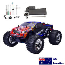 HSP 1/10 Scale RC Car 4wd Nitro Power Off Road Rock Crawler Monster Truck 70111