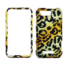 Golden Leopard Design for Motorola Photon Q LTE XT897  Case Cover