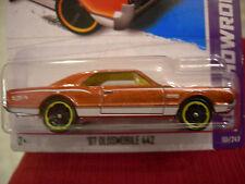 Hot Wheels '67 Oldsmobile 442 HW Showroom!!