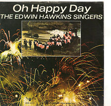 THE EDWIN HAWKINS SINGERS - OH HAPPY DAY - SOLO COPERTINA - ONLY COVER -