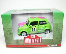 Mini No. 16 A. Worsley Mini Miglia Racing