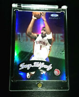TRACY MCGRADY FLEER MYSTIQUE REFRACTOR LIKE SP RARE TORONTO RAPTORS