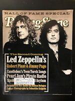 Rolling Stone USA Led Zeppelin ps + Pearl Jam Slash Soul Asylum issue 702 1995