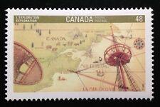 Canada #1406 MNH, Canada 92 - Exploration Cartier Stamp 1992