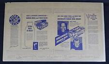 1954 Roman Meal Baltimore Colts Book Cover with Buddy Young & Zollie Toth: NM!