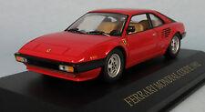 IXO 1982 Ferrari Mondial Coupe (Red) 1/43 Scale Diecast Model NEW, RARE!