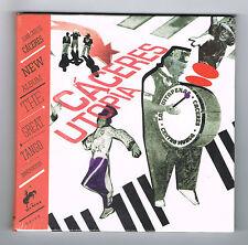 JUAN CARLOS CACERES - UTOPIA - CD 14 TITRES - 2006 - NEUF NEW NEU