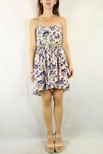 ZIMMERMANN Strapless Lola Floral Dress Size 2 (AU 10)